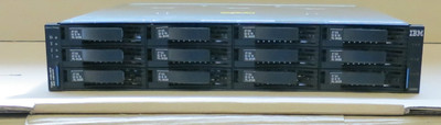 IBM TotalStorage DS3200 SAS Storage array 12 x 300Gb SAS 15k 42X0805 Drives 3.6T