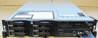 IBM X346 2U Server XEON 3.0Ghz,4Gb RAM,6 x 73.4Gb SCSI 15k Hard Drives 8840-EAY