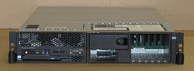 IBM X3650 2U Server 2 x DUAL-Core XEON X5063 3.2Ghz, 2Gb RAM, DVD Combo