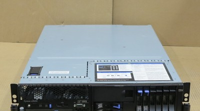 IBM X3650 2U Server 2x DUAL-Core XEON 2.33Ghz, 3Gb RAM, DVD Combo, 4x 73Gb