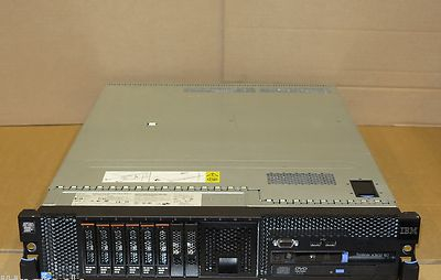 IBM X3650 M2 2U Server 2x QUAD-Core XEON 2.53Ghz, 16Gb RAM, DVD Combo, 6x 146Gb