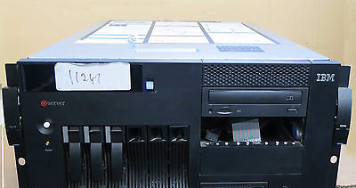 IBM eServer xSeries 235, 1xXEON 2.66ghz, 2.5GB, 3x 36Gb HDD Rack Server 8671 6BG