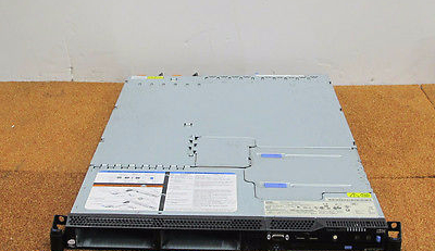 IBM x3550 - 2 x XEON E5420 Quad Core 2.50GHz Rack Server - 7978-B3G