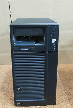 Intel SC5299DP - 1 x Xeon X3330 Quad Core 2.66GHz, 4GB Tower Server Chassis