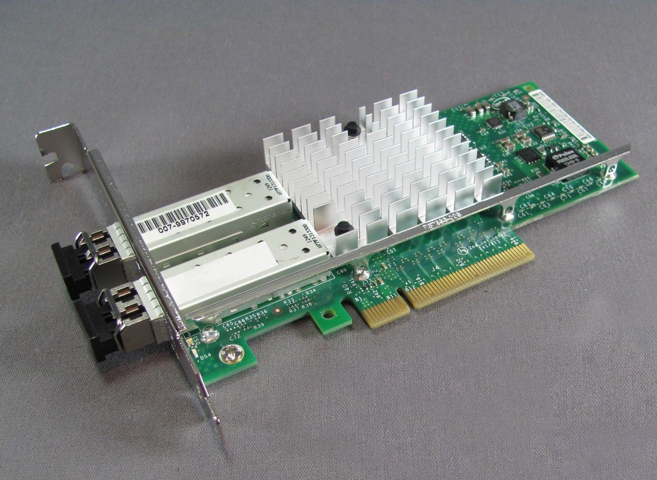 Intel X520-SR2 Dual Port Full Height 10Gbe Ethernet Network Adapter With 2x  SFP