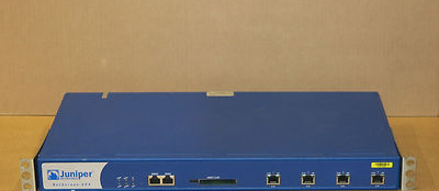 Juniper NetScreen 204 Advanced VPN Firewall Network Security NS-204-001