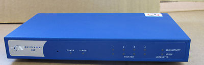 Juniper Netscreen 5XT NS-5XT-105-Swift Firewall VPN Security Appliance