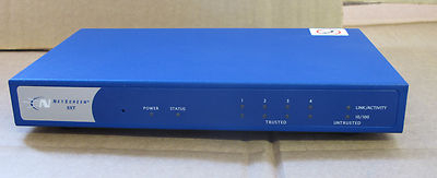Juniper Netscreen 5XT NS-5XT-105-Swift Firewall, VPN Security Appliance