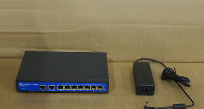 Juniper Netscreen SSG-5 Network Firewall VPN Security Appliance SSG-5-SH