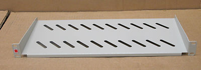 "Lindy 1U Cantilever Shelf  200mm  for use in 19"" Rackmount Enclosure P/N:29960"