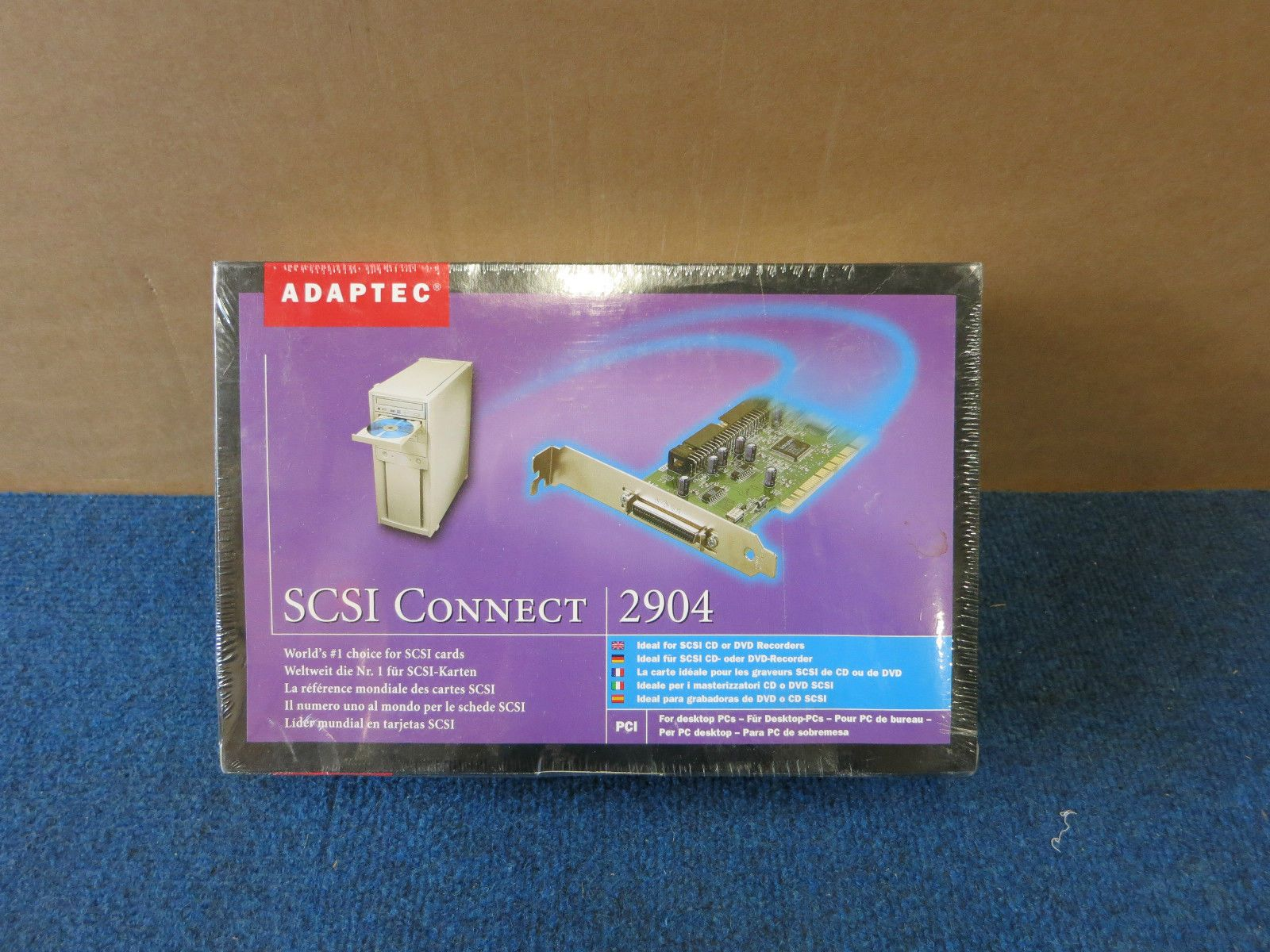 ADAPTEC SCSI 2904 DRIVERS WINDOWS 7 (2019)