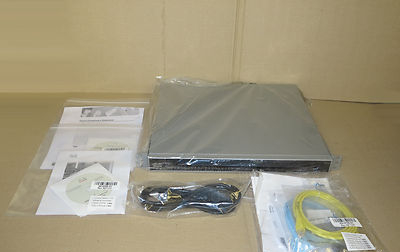 NEW Cisco ASA5515-X Adaptive Security Appliance Firewall Edition BUN ASA5515-K9