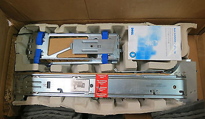 New Dell Rapid Rack Rail Kit PowerEdge 6650  DP/N 8H244 08H244