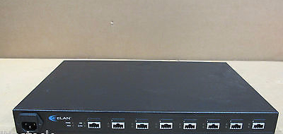 New Giganet Clan 5000 - 8 Port Ethernet Network Switch - 9863U