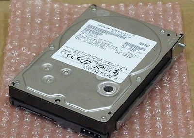NexSAN SataBeast1Tb 7.2k 3Gbps SATA Hitachi 0A35772 Hard Drive HDD With Caddy