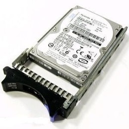 "Original IBM 73Gb 10K SAS 2.5"" HDD Hot Plug Hard Drive HDD FRU 39R7366"