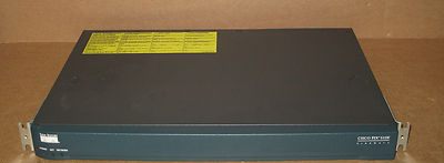Pair of Cisco Pix-515E Security Appliances Firewall - 1 x UR-BUN and 1 x FO-BUN