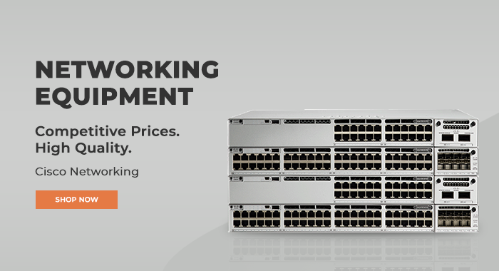 Networking Equipment Promo