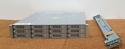 "Sun StorageTek 2500 2U 12 Bay Array, 12x 300GB 3.5"" HDD SAS 15K With Rails"