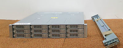 "Sun StorageTek 2500 2U 12 Bay Array, 12x SUN 300GB 15k 3.5"" Hard drives SAS"