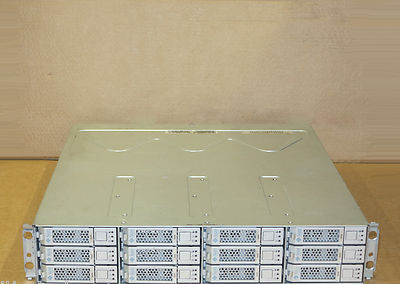 Sun StorageTek 2540 Expansion Array Tray Shelf RAID 7x 146Gb 15k SAS HDD