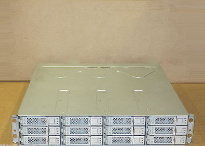Sun StorageTek 2540 Fibre Channel FC Array  - 2x Controllers, 12x 146Gb 15k HDD