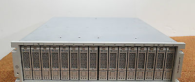 Sun StorageTek 6140 HDD Hard Drive Expansion Array 16 x 300GB 15K With Rails