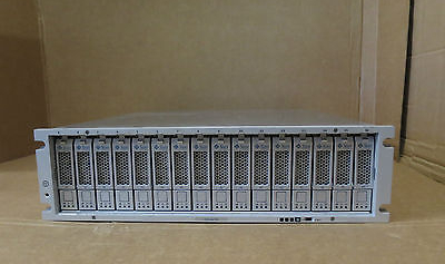 Sun StorageTek CSM200 Hard Drive Expansion 6140 6100 Array 16 x 146GB HDD