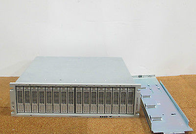 Sun Storagetek CSM200-EU 16 Bay Fibre Channel Array, 16x146GB 15K - 594-2012-02