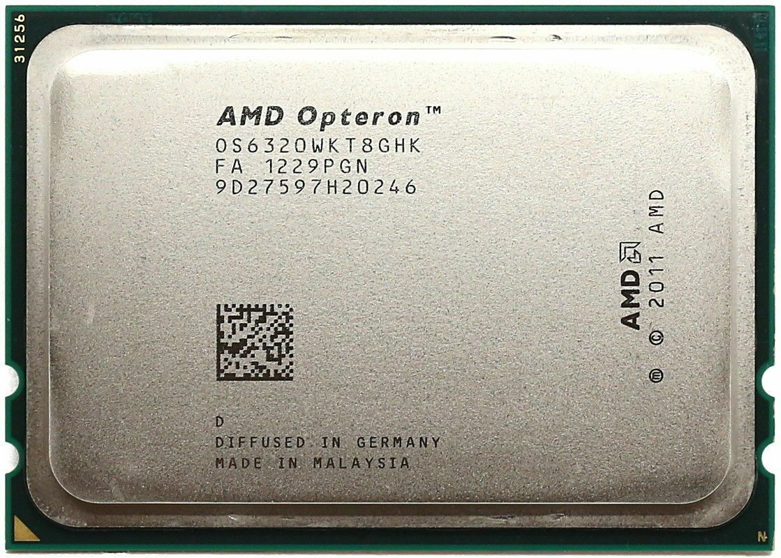 Amd Opteron 6320 8 Core 2 8ghz 16mb Socket G34 Cpu Processor Os6320wkt8ghk