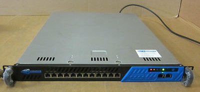 Barracuda Networks - Load Balancer 640 - 12 - Rack Mount, 1U Port BBF640A