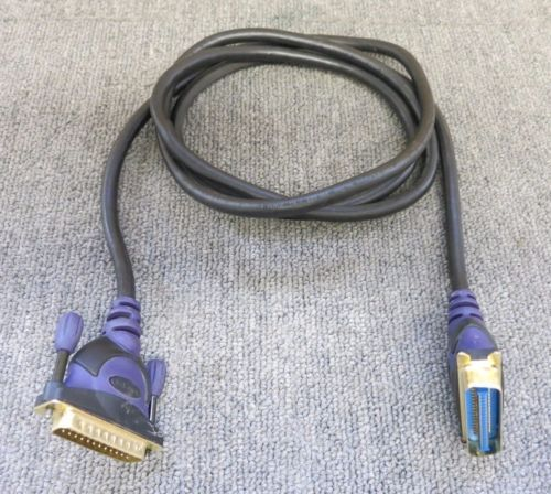 Belkin F2A04606GLD Gold Plated 6FT Parallel Printer Cable
