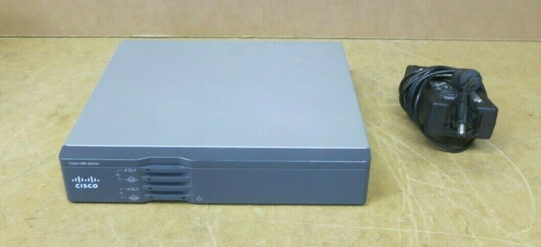 Cisco 860VAE Intergrated Secure Services Router Multimode