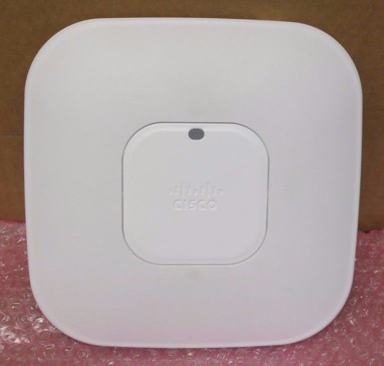 Lot of 9 Cisco Aironet 802.11n Wireless Access Points AIR-CAP3602I-A-K9