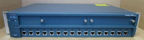 Cisco Catalyst 2916 2900 Series WS-C2916M-XL 16 Port 10/100 Fast Ethernet Switch