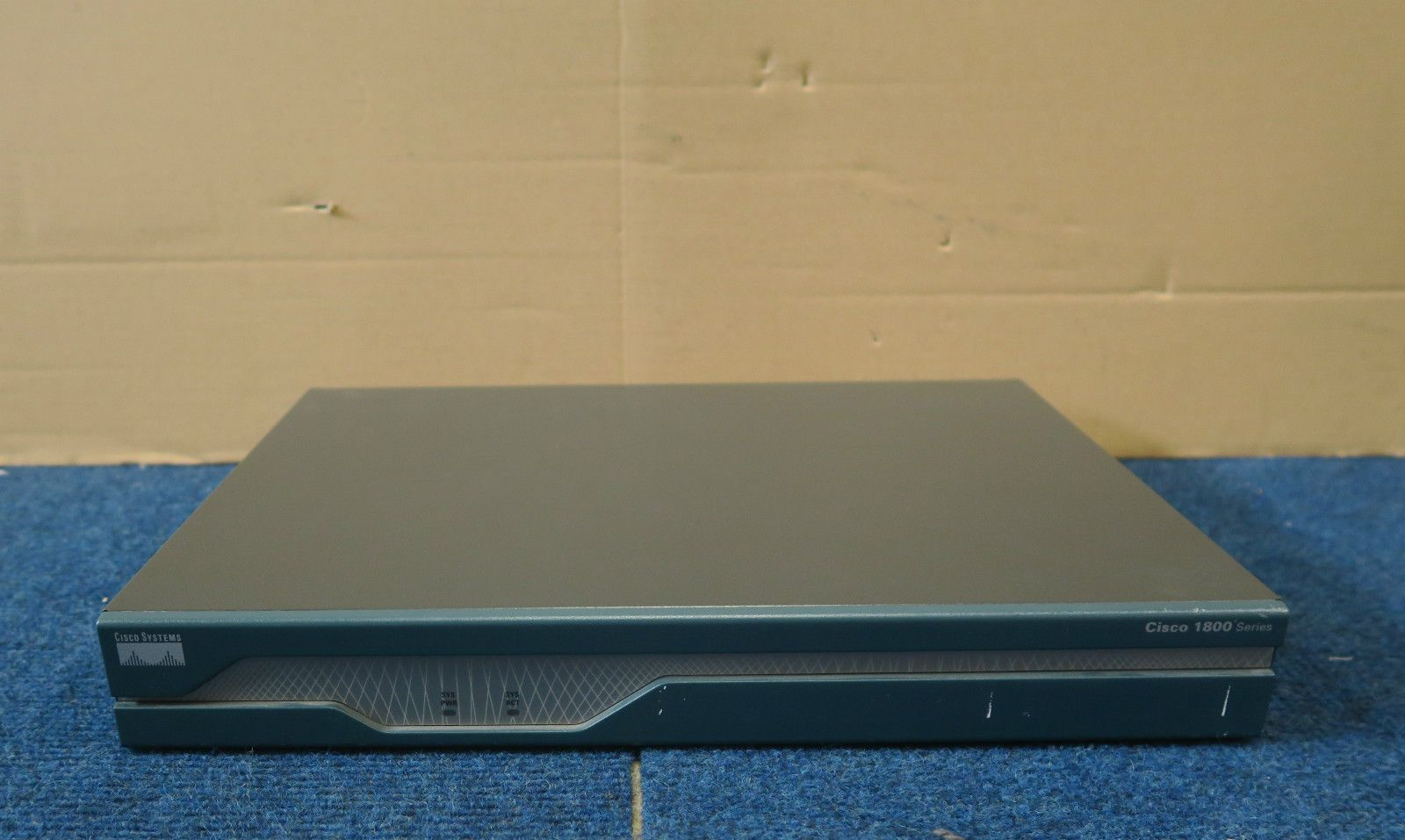 Cisco CISCO1841-SEC K9 - Security Wired Router With 1 x WIC1ADSL ...