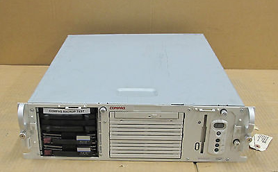 Compaq SANworks Management App P3 733MHz, 512Mb RAM, 1 x 72Gb 1 x 18.2Gb Server