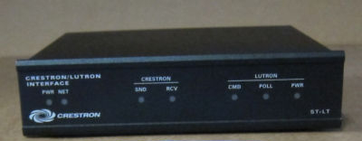 Crestron ST-LT Lutron GRAFIK Eye Interface Module