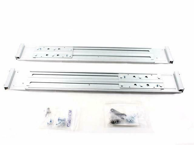 Dell 2U Rails for Storage Center SCv2000 SCv2020 Systems Rack Kit 361VX 0361VX