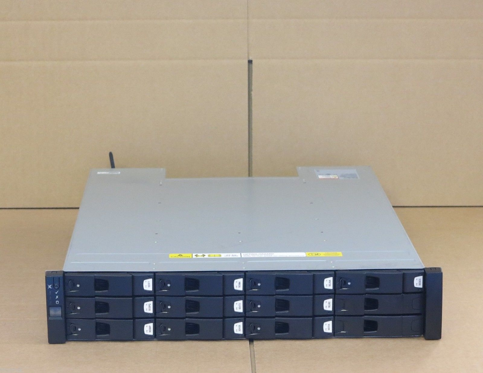 Dell Compellent HB-1235 30 Series Storage Array - 2x