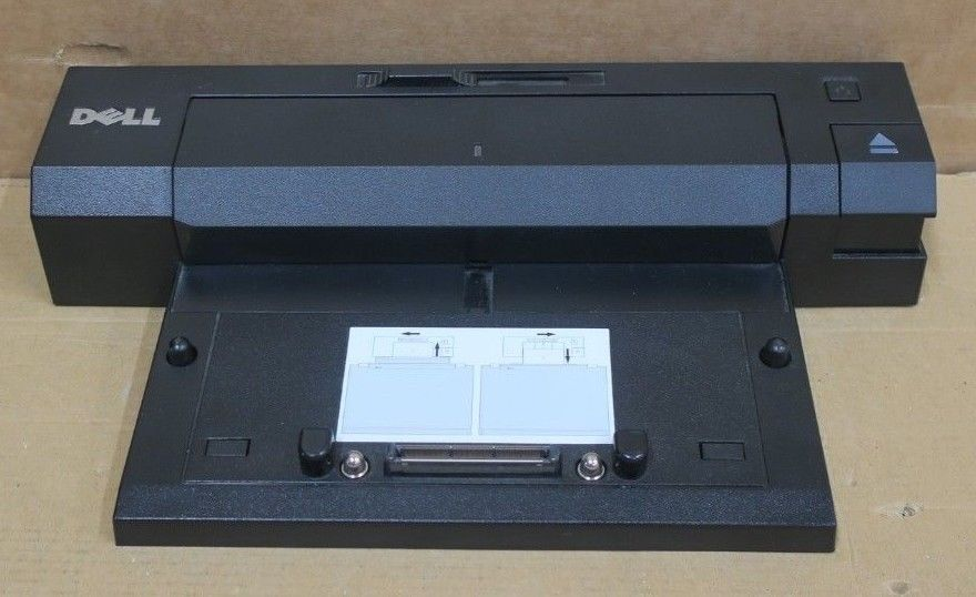 Dell CY640 PR02X E-Series E-Port Plus II Replicator Docking Station USB 2.0