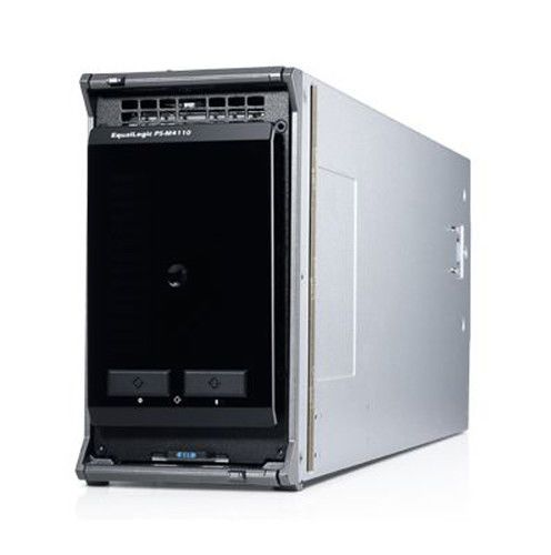 Dell EqualLogic PS-M4110XS Blade 14-Bay SAN Storage Array For M1000e 2x 10GB CTR