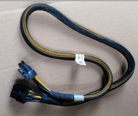 Dell GPU 8-Pin To 8-Pin Power Cable For PowerEdge T7600 T7610 T7910 FP427  0FP427