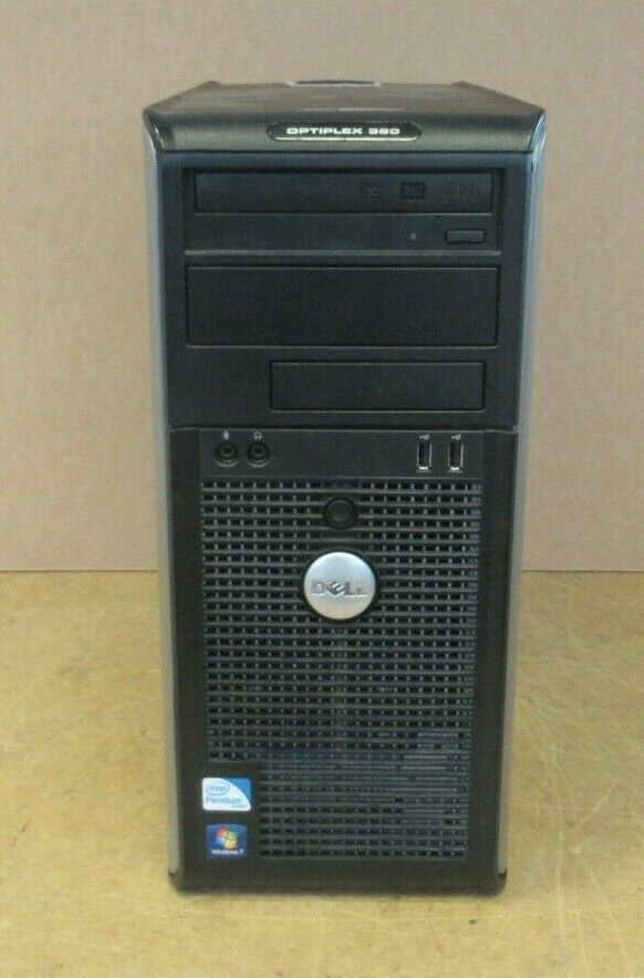 Awesome Dell Optiplex 380 Intel Pentium E5500 2 80Ghz 4Gb Ddr3 160Gb Hdd Win 7 Pro Pc Best Image Libraries Sapebelowcountryjoecom