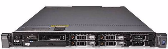 Dell PowerEdge R610 V2 2 x SIX CORE XEON E5645 24GB RAM 300GB SAS 1U Server