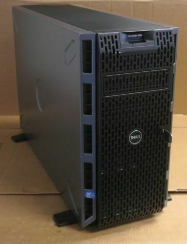 "Dell PowerEdge T620 Six-Core E5-2667 2.9GHz 8GB Ram 2x 300GB 2.5"" Tower Server"