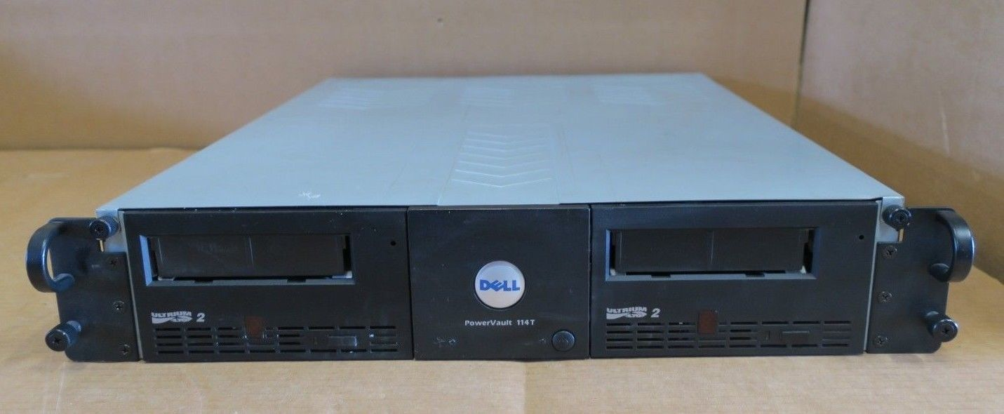 DELL POWERVAULT 114T DRIVERS FOR WINDOWS VISTA