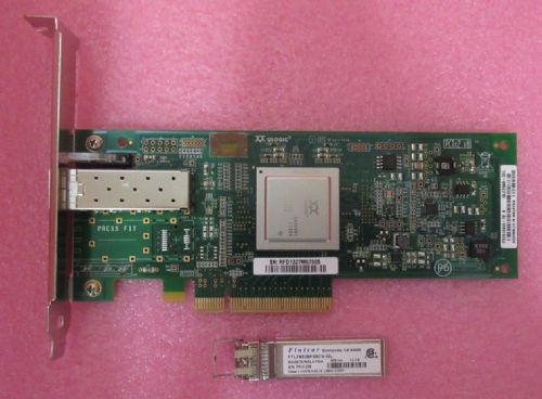 6H20P Dell Single Port 8G FC PCIe Network Adapter QLE2560-DEL with Transceiver