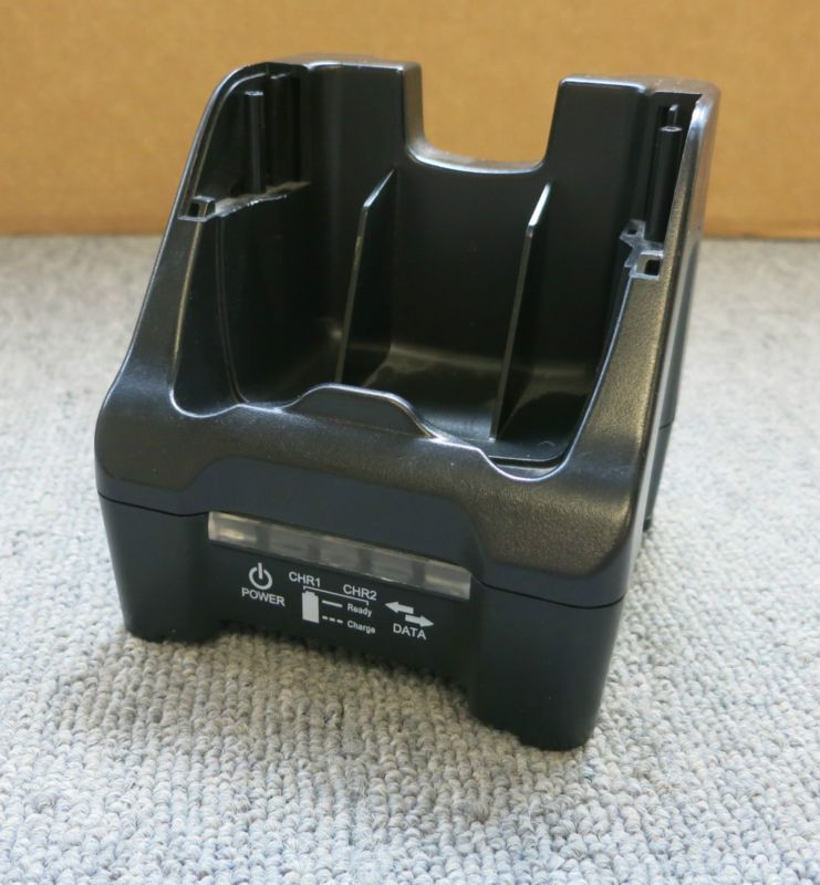 Denso 496400-0222 CU-200 Base Module Charging Cradle With AC Power Adapter