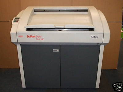 Dupont Digital Chromalin Colour Printer EX3400A Stork